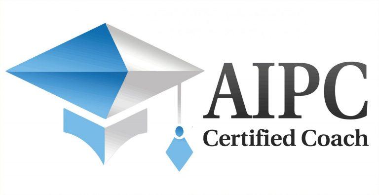 AIPC Certified Coach Badge A Single Step